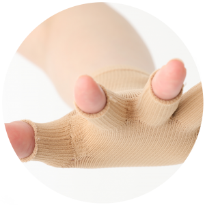 Grow Y20グロ-ブ 指の股部分